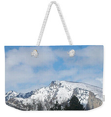 Overlooking Blodgett Weekender Tote Bag