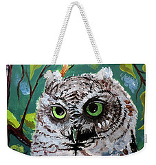 Owl Be Seeing You Weekender Tote Bag