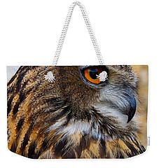 Owl-cry Weekender Tote Bag
