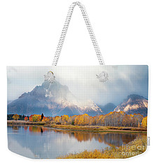 Oxbow Bend Turnout, Grand Teton National Park Weekender Tote Bag