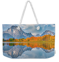 Oxbow's Autumn Weekender Tote Bag