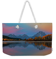 Oxbows Reflections Weekender Tote Bag