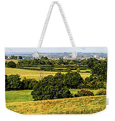 Oxford Spires And Countrysidepanorama Weekender Tote Bag