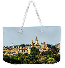Oxford Spires Weekender Tote Bag