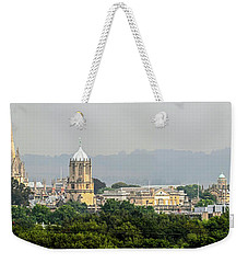 Oxford Spires Panoramic Weekender Tote Bag