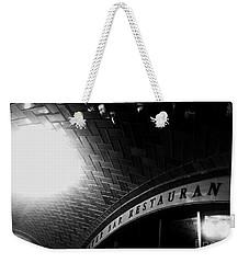 Oyster Bar At Grand Central Weekender Tote Bag