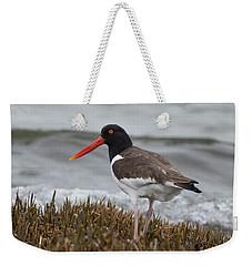 Oyster Catcher Weekender Tote Bag