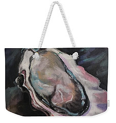 Oyster Weekender Tote Bag
