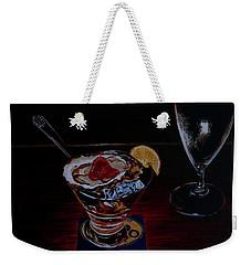Oyster Shooter Weekender Tote Bag