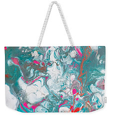 Oysters And Pearls Weekender Tote Bag