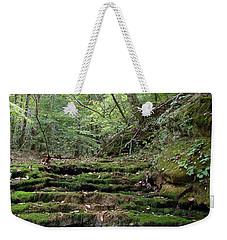Ozark Creek Weekender Tote Bag