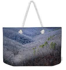 Ozarks Trees #4 Weekender Tote Bag