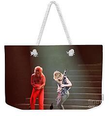 Ozzy 4 Weekender Tote Bag