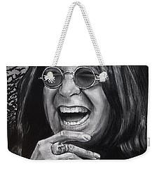 Ozzy Weekender Tote Bag