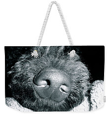 Bodhi Nose Weekender Tote Bag by Gallery Messina