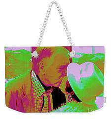 P3 Weekender Tote Bag