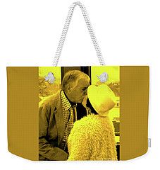 P4 Weekender Tote Bag