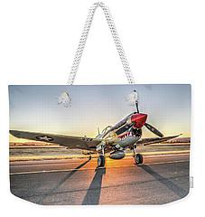 P40 Warhawk At Sonoma Weekender Tote Bag