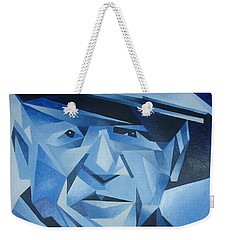 Pablo Picasso The Blue Period Weekender Tote Bag by Tracey Harrington-Simpson
