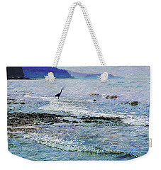 Pacific Buffet Weekender Tote Bag by Ed Hall
