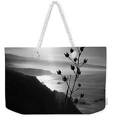 Pacific Coast B/w Weekender Tote Bag