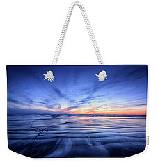 Pacific Marvel Weekender Tote Bag