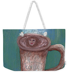 Pacific Northwest Coffee Weekender Tote Bag