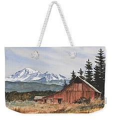 Pacific Northwest Landscape Weekender Tote Bag
