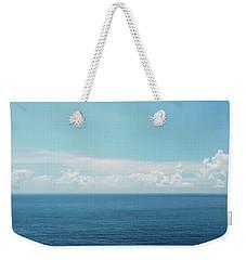 Pacific Ocean Weekender Tote Bag