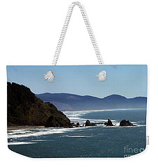 Pacific Ocean View 2 Weekender Tote Bag