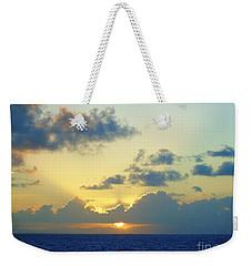 Pacific Sunrise, Japan Weekender Tote Bag