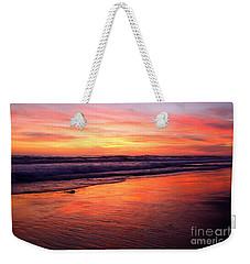 Cardiff Coast  Weekender Tote Bag