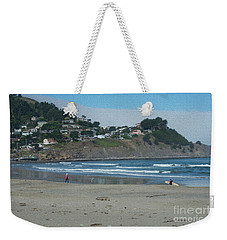 Weekender Tote Bag featuring the photograph Pacifica California by David Bearden