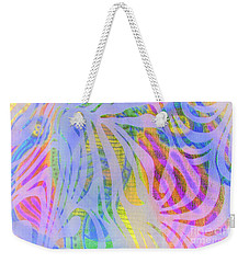 Weekender Tote Bag featuring the photograph Pacifica by Nareeta Martin