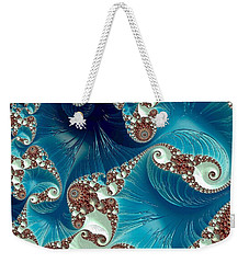 Pacifica Weekender Tote Bag by Susan Maxwell Schmidt