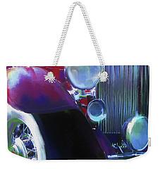 Packard Close Up Weekender Tote Bag