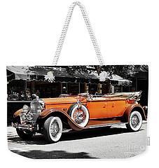 Packard Elegance Weekender Tote Bag