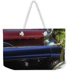 Packard Row Weekender Tote Bag