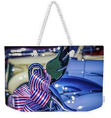 Packard Swan Weekender Tote Bag