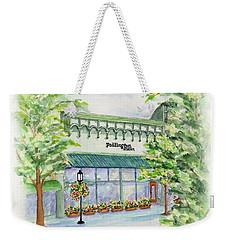 Paddington Station Weekender Tote Bag