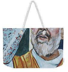 Padre Pio Weekender Tote Bag