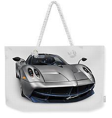 Pagani Huayra Exotic Sports Car Weekender Tote Bag
