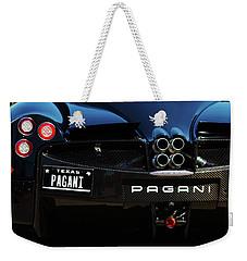 Pagani Texas Weekender Tote Bag