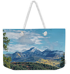 Pagosa Peak Autumn 2014 Weekender Tote Bag