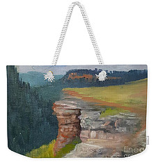 Pagosa Springs View Weekender Tote Bag