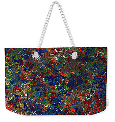 Paint Number 1 Weekender Tote Bag