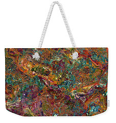 Paint Number 16 Weekender Tote Bag