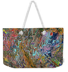 Paint Number 26 Weekender Tote Bag