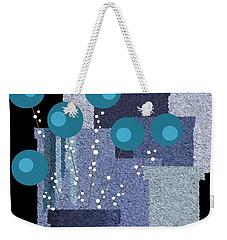 Paint Pots And Flowers Weekender Tote Bag