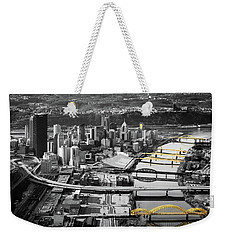 Painted Bridges  Weekender Tote Bag